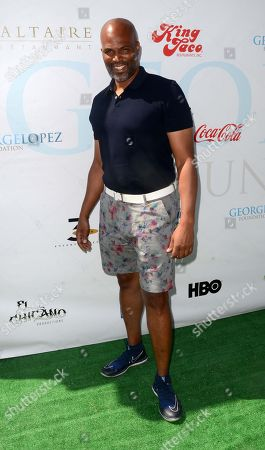 Editorial image of 11th Annual George Lopez Foundation Celebrity Golf Tournament, Los Angeles, USA - 07 May 2018