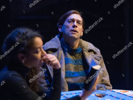 Siena Kelly as Urzula, Ben Caplan as Isaac