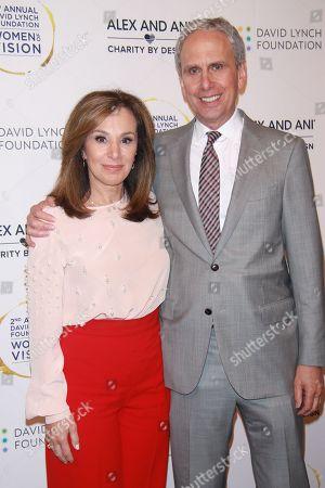 Rosanna Scotto and Bob Roth