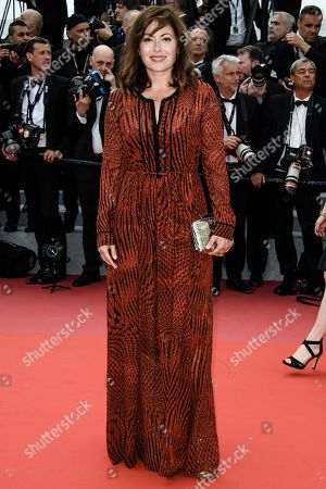 Carolina Vera-Squella arrives for the screening of ?Everybody Knows? (Todos Lo Saben) and the Opening Ceremony of the 71st annual Cannes Film Festival in Cannes, France, 08 May 2018. Presented in competition, the movie opens the festival which runs from 08 to 19 May.