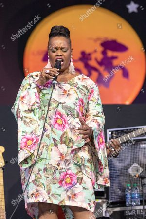 Editorial picture of New Orleans Jazz and Heritage Festival, Day 6, USA  - 05 May 2018
