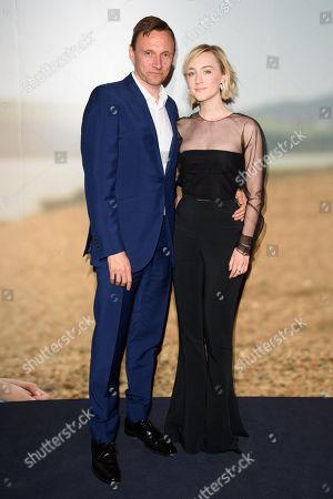 Editorial image of 'On Chesil Beach' film screening, London, UK - 08 May 2018