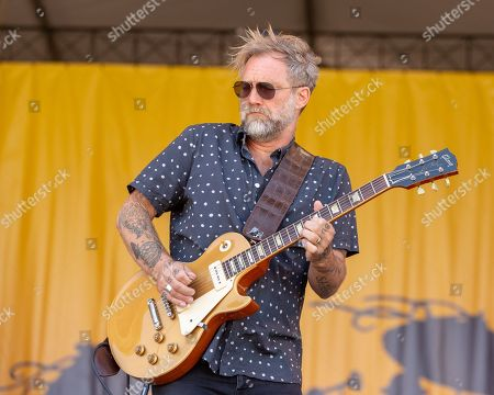 Stock Picture of Anders Osborne