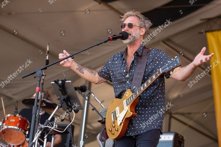 Stock Image of Anders Osborne
