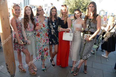 Editorial picture of Royal Ascot Village Enclosure preview party, The Ham Yard Hotel, London, UK - 08 May 2018
