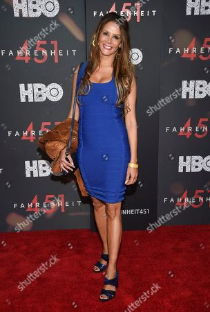 "Stock Photo of Kara Young attends the premiere of HBO Films' ""Fahrenheit 451"" at the NYU Skirball Center, in New York"