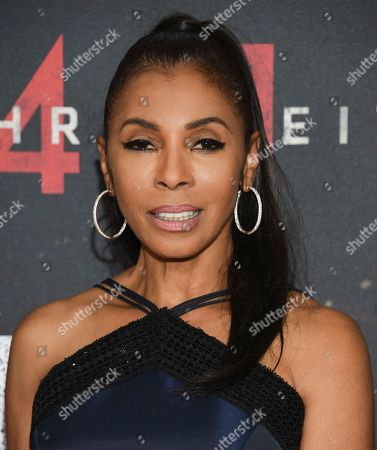 """Actress Khandi Alexander attends the premiere of HBO Films' """"Fahrenheit 451"""" at the NYU Skirball Center, in New York"""