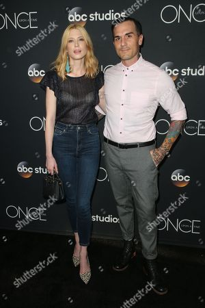 Editorial photo of 'Once Upon a Time' TV show finale, Los Angeles, USA - 08 May 2018