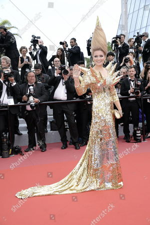 """Editorial picture of CANNES: """"Everybody Knows"""" (Todos Lo Saben), Premiere, Opening Gala, Cannes, France - 08 May 2018"""