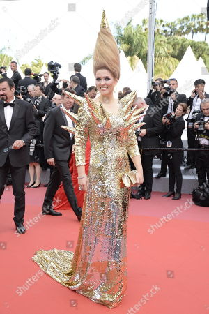 """Editorial image of CANNES: """"Everybody Knows"""" (Todos Lo Saben), Premiere, Opening Gala, Cannes, France - 08 May 2018"""