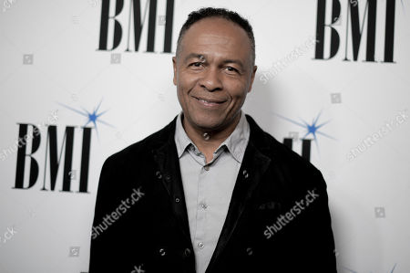 Ray Parker Jr. attends the 66th Annual BMI Pop Awards at the Beverly Wilshire Hotel, in Beverly Hills, Calif