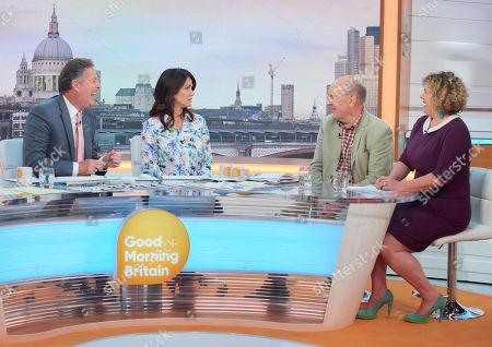 Piers Morgan, Susanna Reid, Chris McGovern and Eleanor Mills