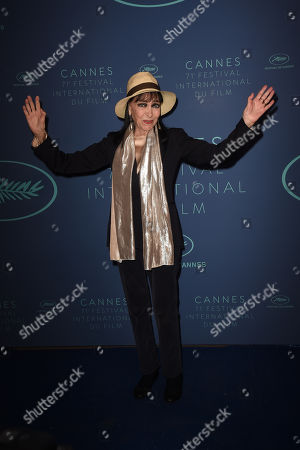 Editorial picture of Gala Dinner, Arrivals, 71st Cannes Film Festival, France  - 08 May 2018