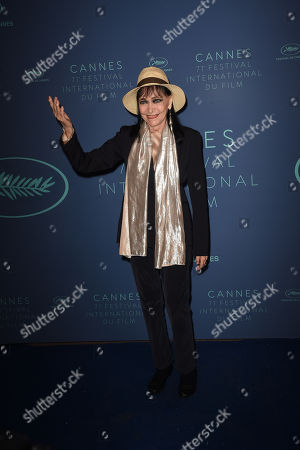 Editorial image of Gala Dinner, Arrivals, 71st Cannes Film Festival, France  - 08 May 2018