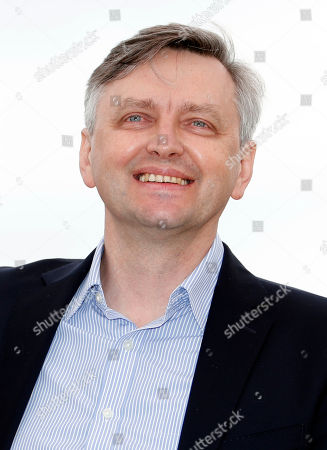 Ukranian director Sergei Loznitsa poses during the photocall for 'Donbass' at the 71st annual Cannes Film Festival, in Cannes, France, XX May 2018. The movie is presented in the section Un Certain Regard of the festival which runs from 08 to 19 May.