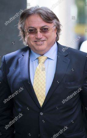 Editorial photo of Robert Tchenguiz Trial, High Court, London, UK - 9 May 2018