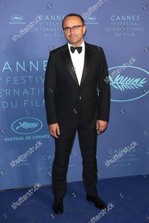 Jury member Andrey Zvyagintsev