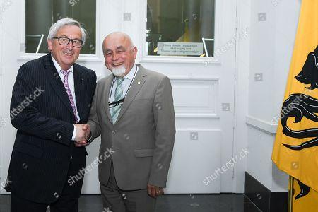Jean-Claude Juncker / Jan Peumans