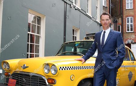 Stock Picture of Benedict Cumberbatch