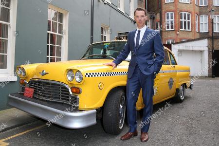 Stock Photo of Benedict Cumberbatch