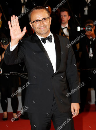 Russian director and Jury Member Andrey Zvyagintsev arrives for the screening of 'Leto' during the 71st annual Cannes Film Festival, in Cannes, France, 09 May 2018. for the screening of 'Leto' during the 71st annual Cannes Film Festival, in Cannes, France, 09 May 2018. The movie is presented in the Official Competition of the festival which runs from 08 to 19 May.