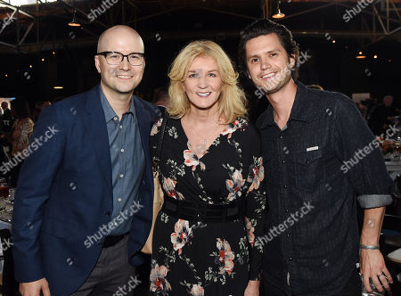 Singer/Songwriter Luke Laird, Shopkeeper Management's Marion Kraft and Singer/Songwriter Steve Moakler.