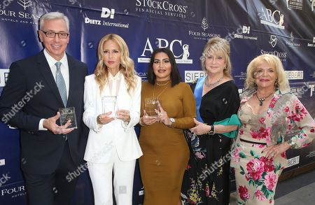 Editorial photo of ABCs Mother's Day Luncheon, Los Angeles, California, USA - 09 May 2018