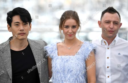 Editorial picture of 'Summer' photocall, 71st Cannes Film Festival, France - 10 May 2018