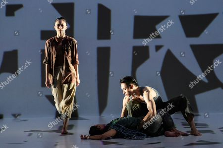 Editorial image of 'Formosa', by the Cloud Gate Dance Theatre of Taiwan at Sadler's Wells, London, UK - 09 May 2018