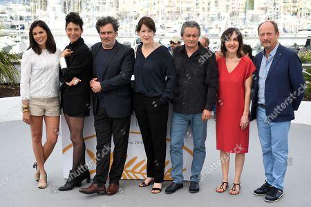 Iris Brey, Marie Amachoukeli-Barsacq, Arnaud Larrieu, Ursula Meier, Jean-Marie Larrieu, Jeanne Lapoirie and Sylvain Fage