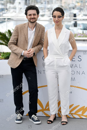 Editorial photo of 'Yomeddine' photocall, 71st Cannes Film Festival, France - 10 May 2018