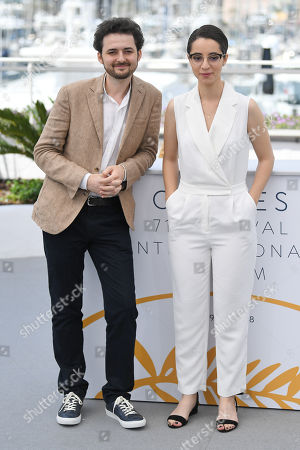 Editorial picture of 'Yomeddine' photocall, 71st Cannes Film Festival, France - 10 May 2018