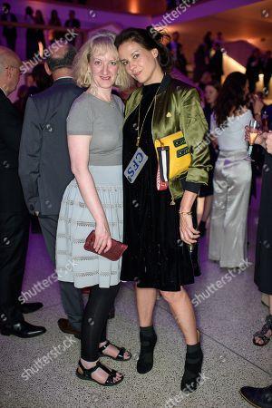 Camilla Morton and Charlotte Stockdale