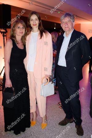 Sarah Miller, Roksanda Ilincic and Deyan Sudjic