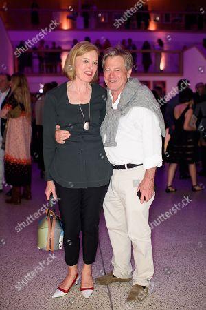 Lady Conran and John Pawson