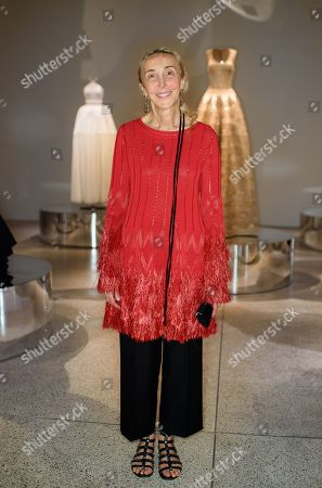 Editorial image of Assedine Alaia exhibition private view at the Design Museum, London, UK - 09 May 2018