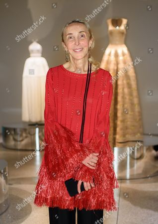 Stock Image of Franca Sozzani
