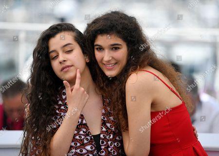 Inas Chanti and Souard Arsane