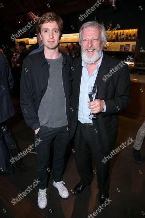 Editorial image of 'Describe the Night' party, After Party, London, UK - 09 May 2018