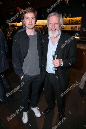 Luke Newberry and David Acton