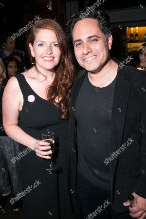 Lisa Spirling (Director) and Rajiv Joseph (Author)