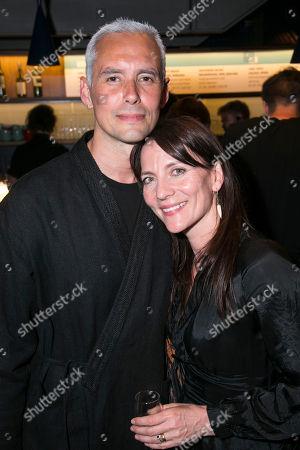 Steve John Shepherd (Vova) and Anna Wilson-Jones