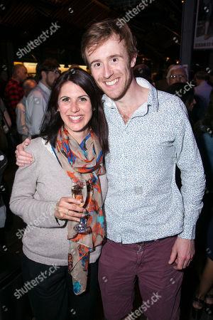 Lara Stubbs and John Heffernan