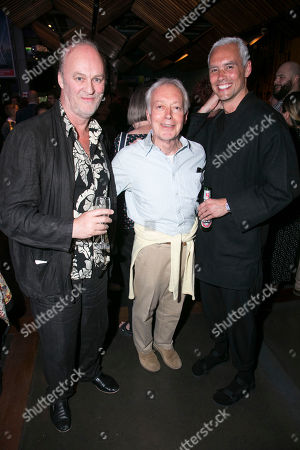Tim McInnerny, Nickolas Grace and Steve John Shepherd (Vova)
