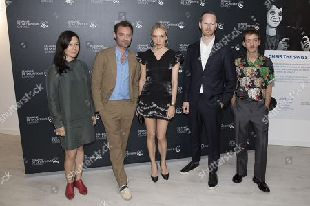 Editorial picture of International Critics Week photocall 71st Cannes Film Festival France - 09 May 2018