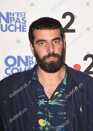 Editorial picture of 'On n est pas couche' TV screening, 71st Cannes Film Festival, France  - 09 May 2018
