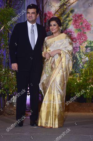 Editorial image of Sonam Kapoor and Anand Ahuja wedding, Mumbai, India - 08 May 2018