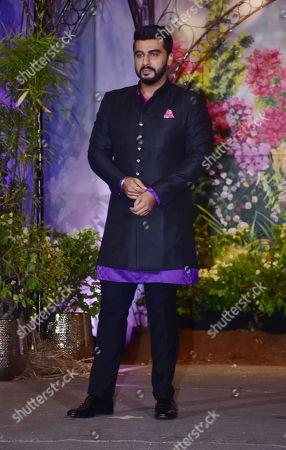 Indian film actor Arjun Kapoor