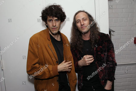 Editorial picture of Henry Street Settlement 2nd Annual CINEMAtheque Party, New York, USA - 09 May 2018