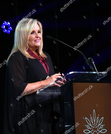 Editorial image of 5th Annual GMA Honors & Hall of Fame Ceremony, Nashville, USA - 08 May 2018